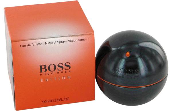 Boss In Motion Black Cologne