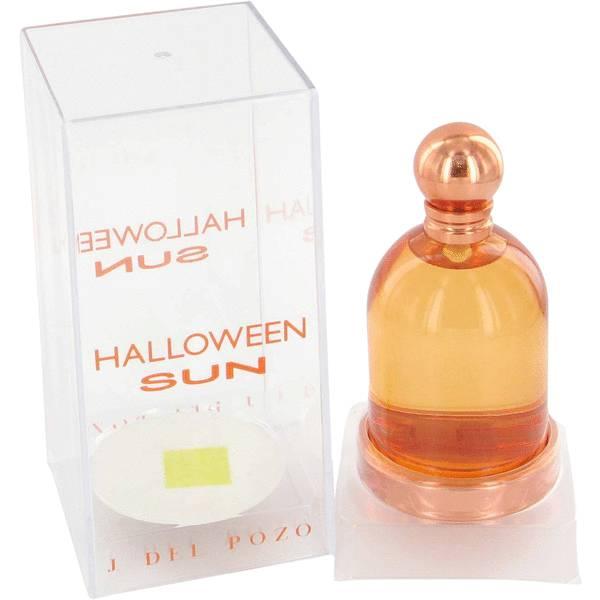 Halloween Sun Perfume