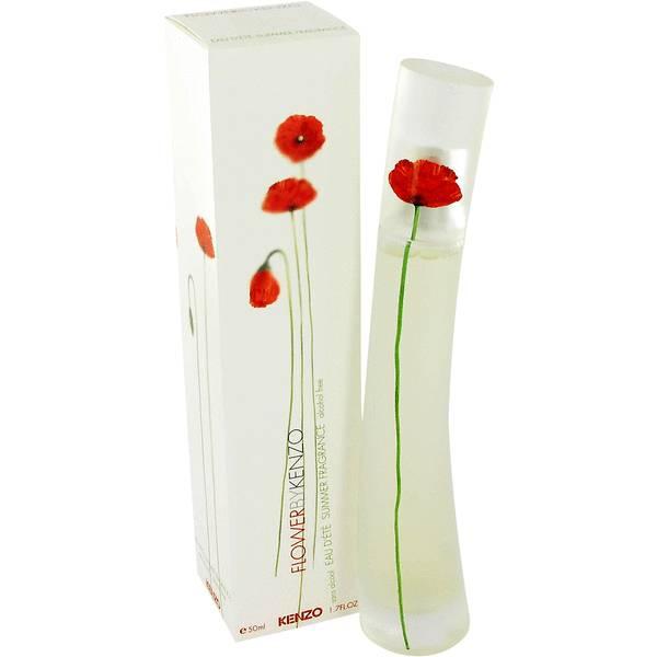 Kenzo Flower Summer Perfume