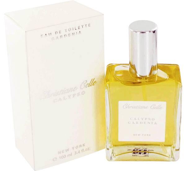 Perfume with gardenia