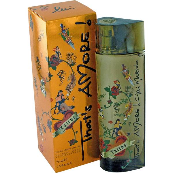 That's Amore Tatoo Cologne