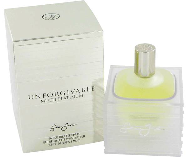 Unforgivable Multi-platinum Cologne