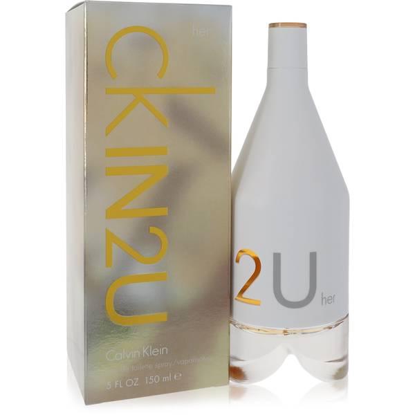 Ck In 2u Perfume