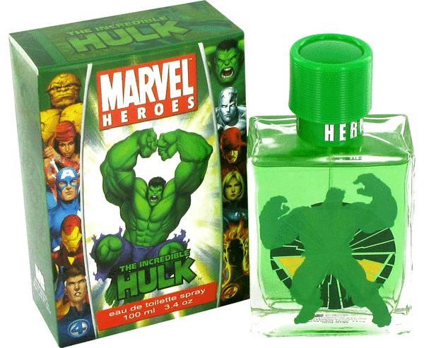 Hulk Cologne