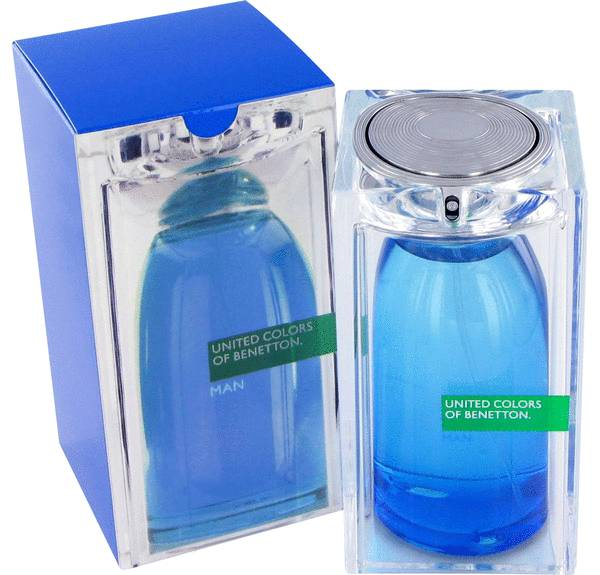 United colors of benetton cologne for men by benetton for Benetton we are colors