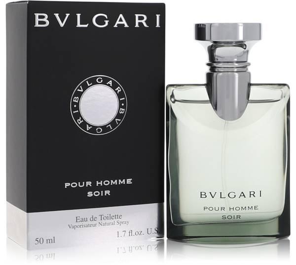 Bvlgari Pour Homme Soir Cologne