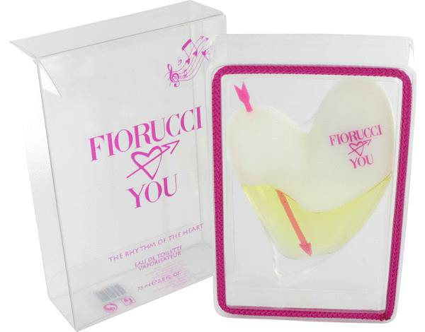 Fiorucci Loves You Perfume