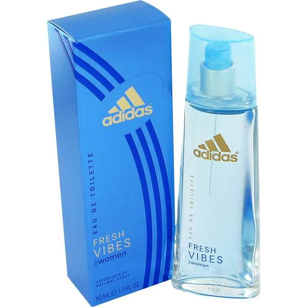 Adidas Perfume Women: Adidas Fresh Vibes Perfume For Women By Adidas