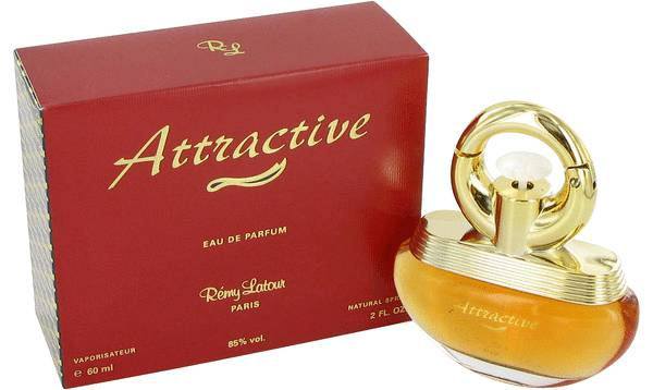 Attractive Red Perfume