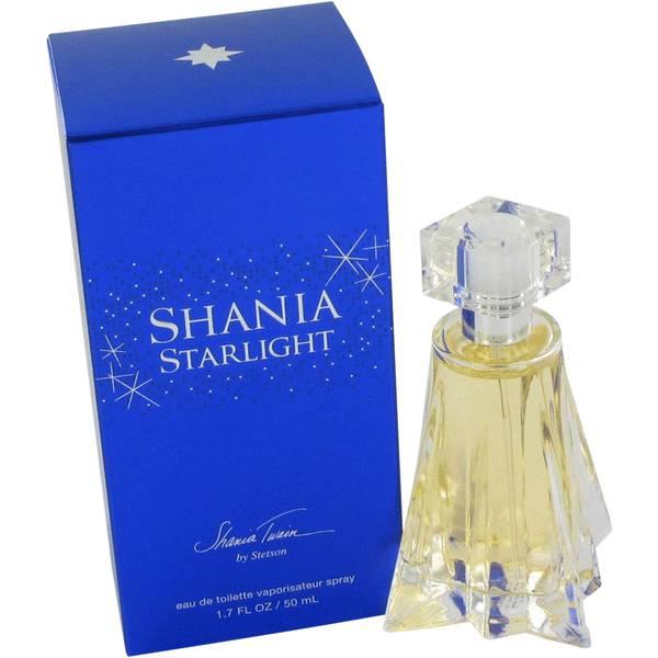Shania Starlight Perfume