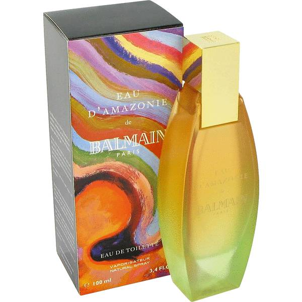 Balmain Eau D'amazone Perfume