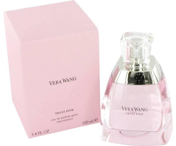 Vera Wang Truly Pink Perfume