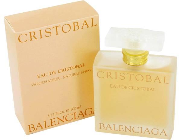Eau De Cristobal Perfume