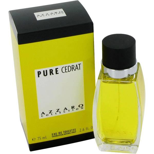 Azzaro Pure Cedrat Cologne