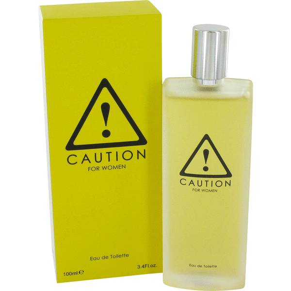 Caution Perfume