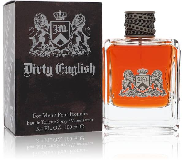 Dirty English Cologne