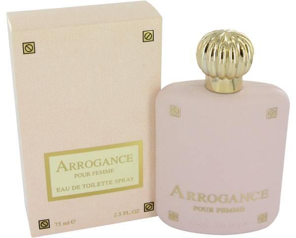 Arrogance Femme Perfume