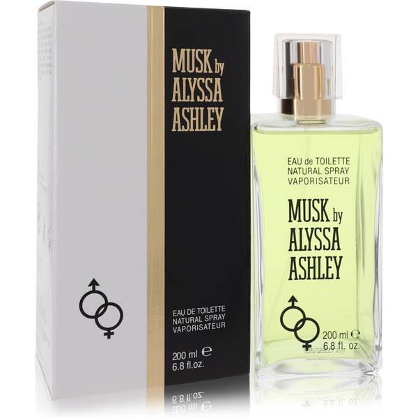 Alyssa Ashley Musk Perfume