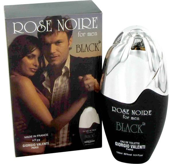 Rose Noire Black Cologne