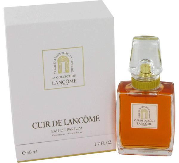 Cuir De Lancome Perfume
