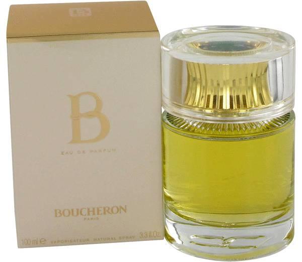 B De Boucheron Perfume