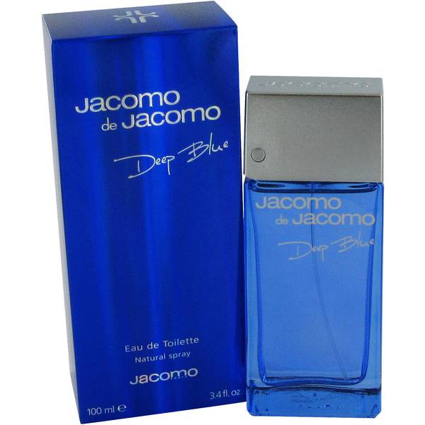 Jacomo Deep Blue Cologne