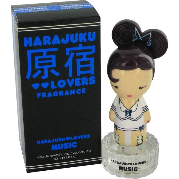 Harajuku Lovers Music Perfume