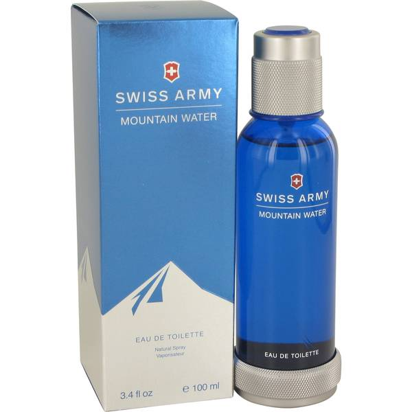 Swiss Army Mountain Water Cologne