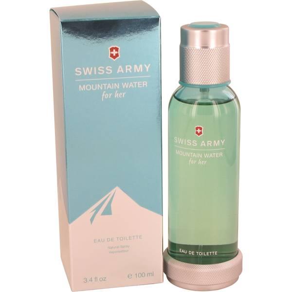 Swiss Army Mountain Water Perfume