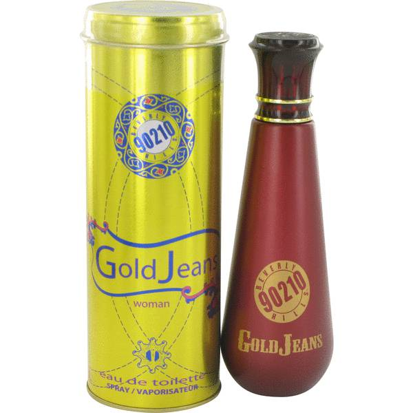 90210 Gold Jeans Perfume