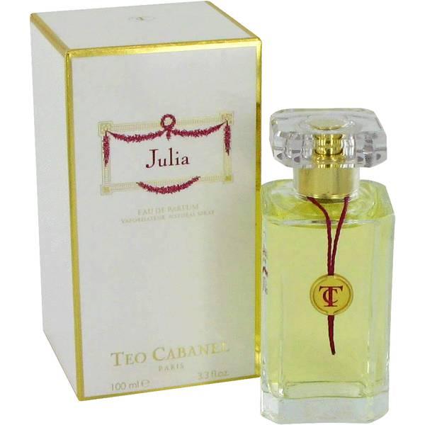 Teo Cabanel Julia Perfume