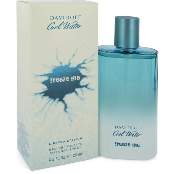 Cool Water Freeze Me Cologne