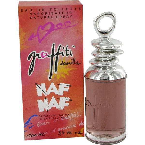 Graffiti Vanilla Perfume