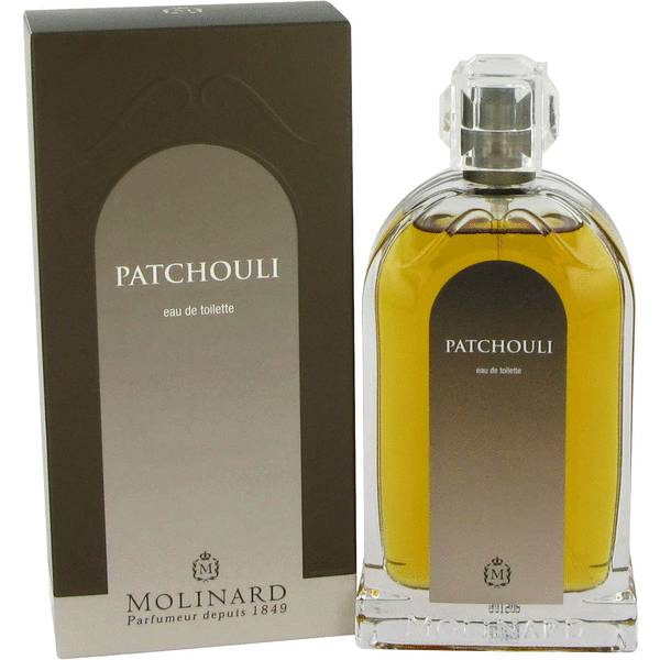 Patchouli Cologne