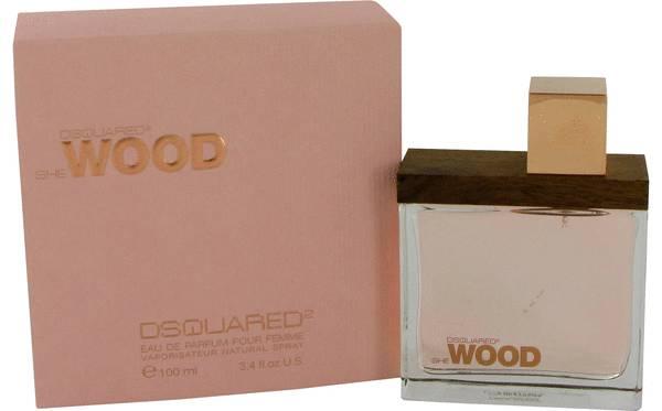 She Wood Perfume