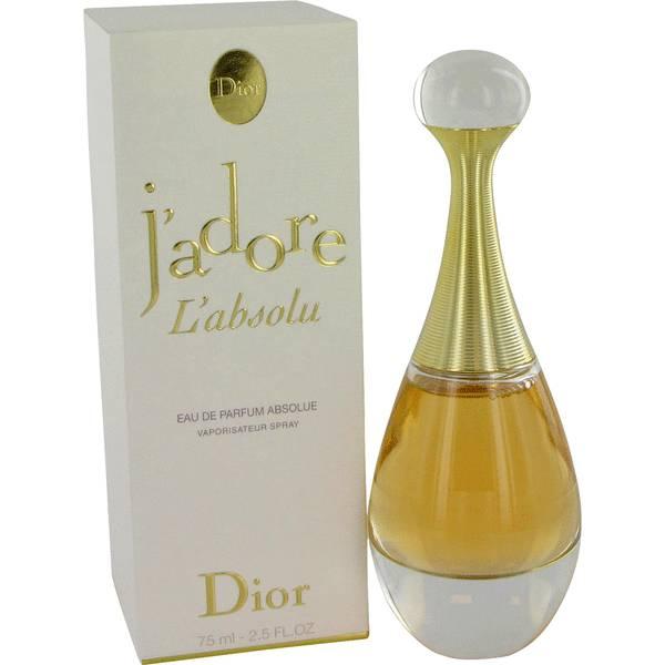 Jadore L'absolu Perfume