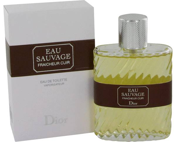 eau sauvage fraicheur cuir cologne for men by christian dior. Black Bedroom Furniture Sets. Home Design Ideas