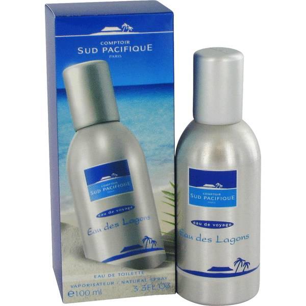 Comptoir Sud Pacifique Eau Des Lagons Perfume