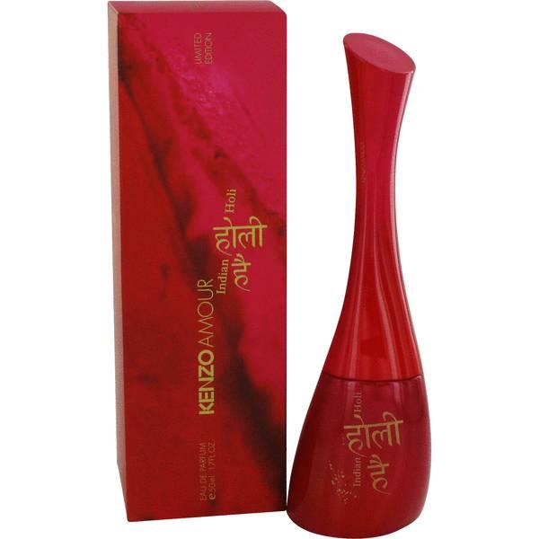 Kenzo Amour Indian Holi Perfume