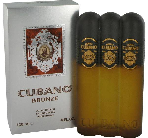 Cubano Bronze Cologne