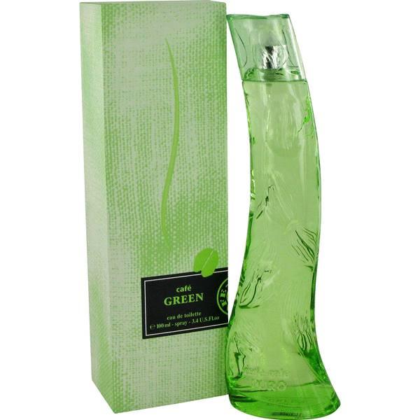 Café Green Perfume