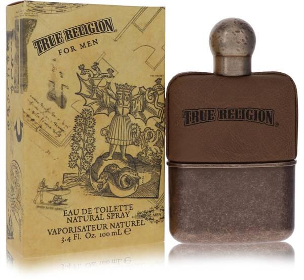 True Religion Cologne for Men by True Religion