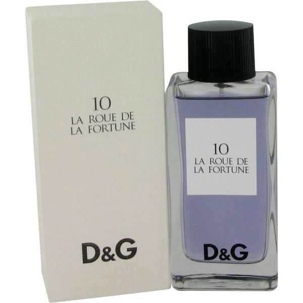 La Roue De La Fortune 10 Perfume