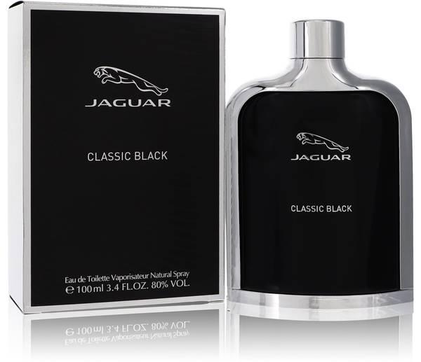 Jaguar Classic Black Cologne