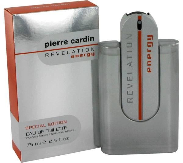 Pierre Cardin Revelation Energy Cologne
