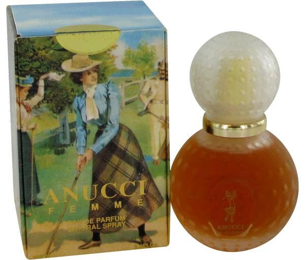 Anucci Perfume