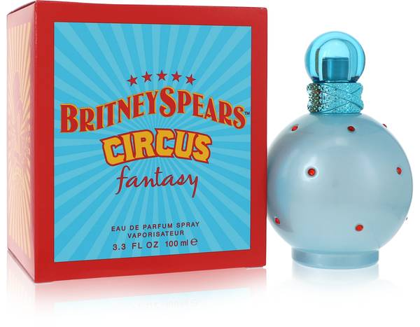 Circus fantasy perfume for women by britney spears for Britney spears perfume
