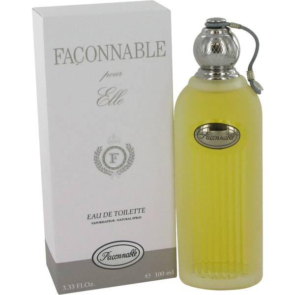 Faconnable Pour Elle Perfume