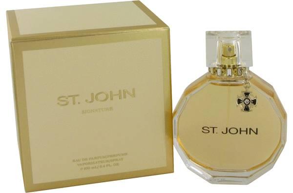 St John Signature Perfume