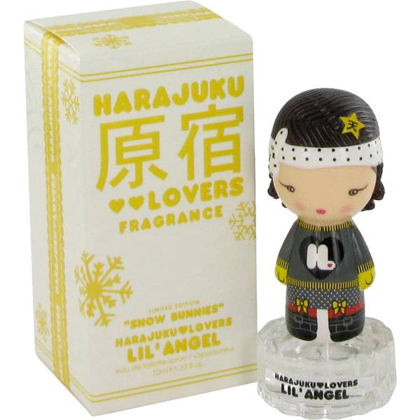 Harajuku Lovers Snow Bunnies Lil' Angel Perfume